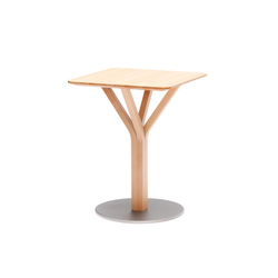 Bloom Table | Cafeteria tables | TON