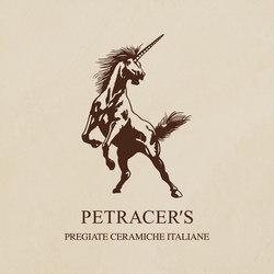 Carisma Italiano Logo crema marfil selezionato | Bodenfliesen | Petracer's Ceramics