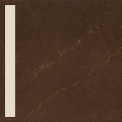Carisma Italiano Tratto marrone collemandina originale | Floor tiles | Petracer's Ceramics