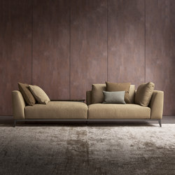 OLIVIER SOFA - Modular sofa systems from Flou  Architonic
