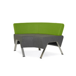 UpDown | Modular seating elements | PROFIM