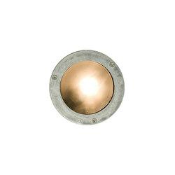 8034 Miniature Exterior Bulkhead, Plain Bezel, G9, Aluminium | Allgemeinbeleuchtung | Davey Lighting Limited