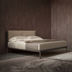 Iko Bed | Double beds | Flou
