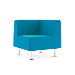 Wall In | Modular seating elements | PROFIM
