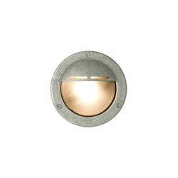 8035 Miniature Exterior Bulkhead, Eyelid Shield, G9, Aluminium | Iluminación general | Davey Lighting Limited