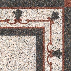 Carnevale Veneziano Brighella | Ceramic tiles | Petracer's Ceramics