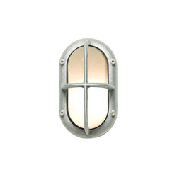 8123 Small Exterior Bulkhead Fitting, Aluminium | Iluminación general | Original BTC