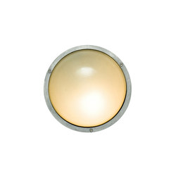 8134 Aluminium Bulkhead Without Guard, E27, Aluminium | General lighting | Davey Lighting Limited