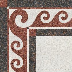 Carnevale Veneziano Pulcinella | Ceramic tiles | Petracer's Ceramics