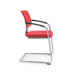 Xenon 20V | Visitors chairs / Side chairs | PROFIM