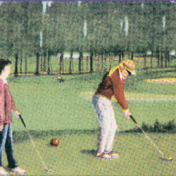 Grand Elegance country life golf A green | Wandfliesen | Petracer's Ceramics