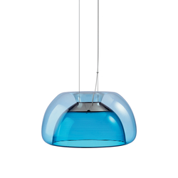 Aurelia Suspension | Aqua | Pendelleuchten | QisDesign