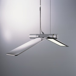Seagull Suspension | Iluminación general | QisDesign