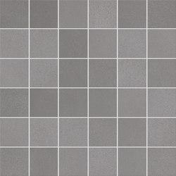 Evolution mosaico gris | Ceramic mosaics | KERABEN