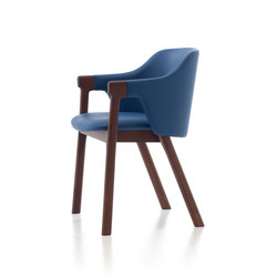 Loden 02 | Visitors chairs / Side chairs | Very Wood