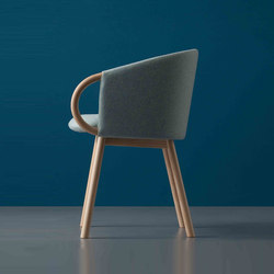 Zant | Visitors chairs / Side chairs | Very Wood