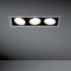 Multiple 3x CDM-T GE | Spotlights | Modular Lighting Instruments