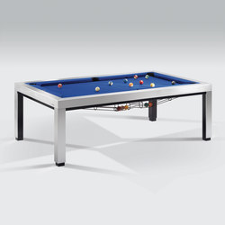 (Very)Tables | Game tables / Billiard tables | CHEVILLOTTE