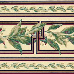 Grand Elegance fleures ficus su crema | Ceramic tiles | Petracer's Ceramics