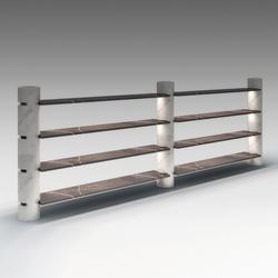 Loico | Shelving systems | Agapecasa