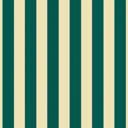 Grand Elegance riga grande verde su crema | Carrelage céramique | Petracer's Ceramics