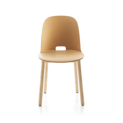 Alfi Chair high back | Restaurant chairs | emeco