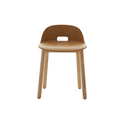 Alfi Chair Low Back | Restaurant Chairs | Emeco