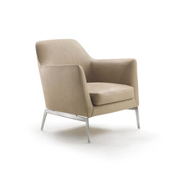Luce Armchair | Lounge chairs | Flexform