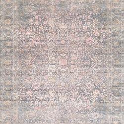 Immersive Fields grey pink | Rugs / Designer rugs | THIBAULT VAN RENNE
