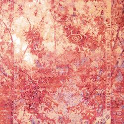 Immersive Fury red gold | Rugs / Designer rugs | THIBAULT VAN RENNE