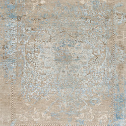 Immersive Golden orchid silver | Rugs / Designer rugs | THIBAULT VAN RENNE