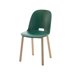 Alfi Chair high back | Sillas | emeco