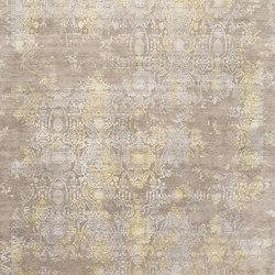 Inspirations T3 brown & beige | Formatteppiche | THIBAULT VAN RENNE