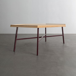 Hex | Coffee Table | Mesas de centro | David Gaynor Design