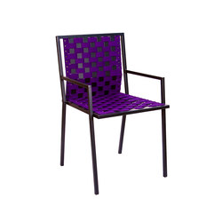 New Weave Dining Arm Chair | Sedie | David Gaynor Design