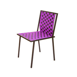 New Weave Dining Side Chair | Sillas | David Gaynor Design