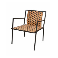 New Weave Lounge Chair | Poltrone | David Gaynor Design