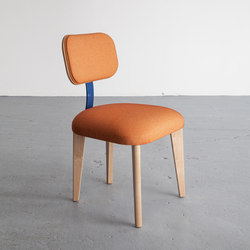 Singer Dining Chair | Sedie | David Gaynor Design