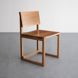 SQ1 | Dining Chair | Restaurantstühle | David Gaynor Design