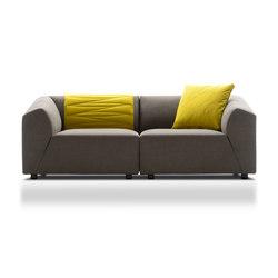 Thea | Sofás lounge | MDF Italia