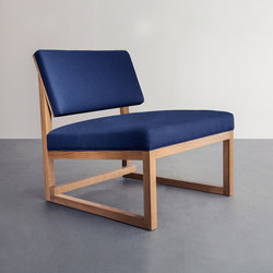 SQ3 | Lounge Chair | Sessel | David Gaynor Design
