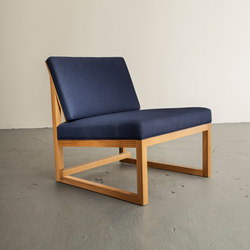 SQ3 Lounge Chair | Loungesessel | David Gaynor Design