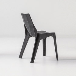 Poly | Visitors chairs / Side chairs | Bonaldo