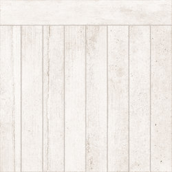 Jazz blanco outdoor | Ceramic panels | KERABEN