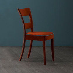 Sheryl padded chair | Restaurant chairs | Bonaldo