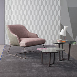 Blazer Armchair | Lounge chairs | Bonaldo