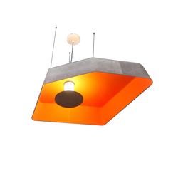 Nenuphar Pendant light small LED | Suspended lights | designheure