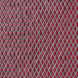 Rhumbus rosso petracer's | Mosaïques céramique | Petracer's Ceramics