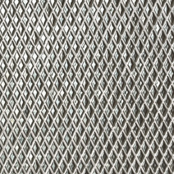 Rhumbus argento | Mosaici ceramica | Petracer's Ceramics