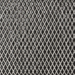 Rhumbus nero lucido | Mosaïques | Petracer's Ceramics